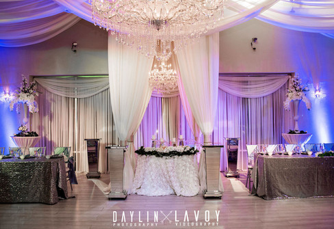 Plan your wedding at Crystal Ballroom Clearwater