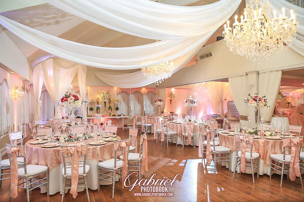 Wedding Planner at Crystal Ballroom