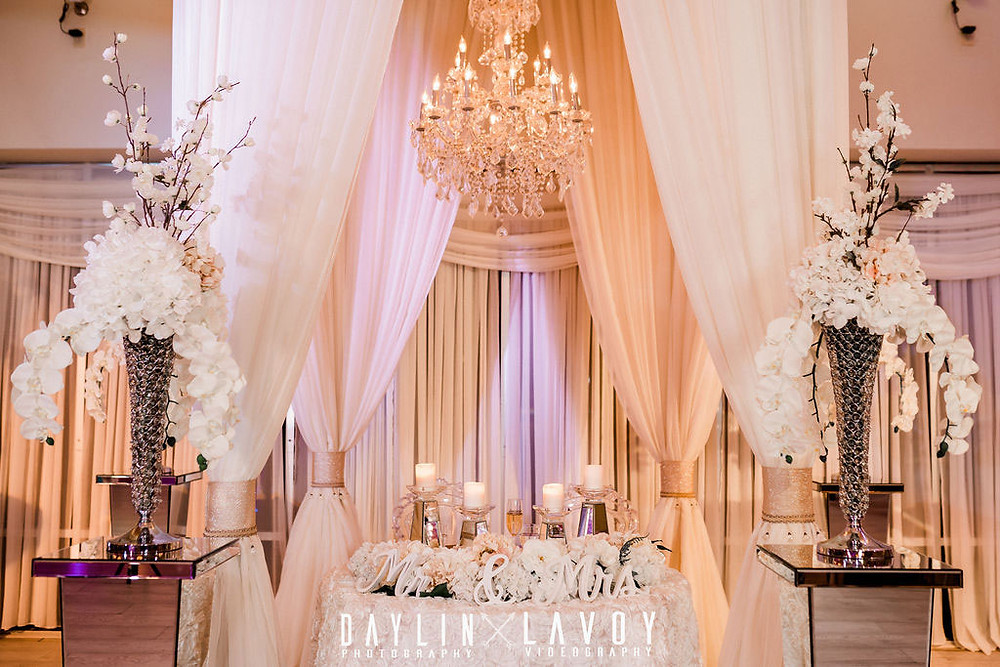 Crystal Ballroom Clearwater is among the top of Tampa Wedding Venues