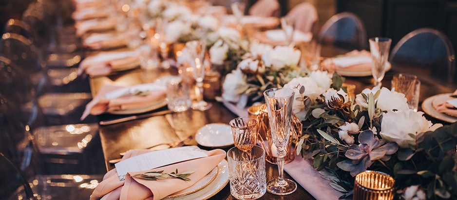 Creating a Tuscany Wedding Theme