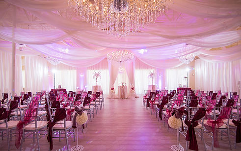Ceremonies at Crystal Ballroom Clearwater