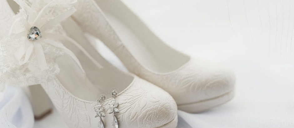 All About Wedding Shoes