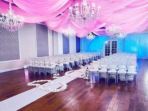 Wedding Photography at Crystal Ballroom