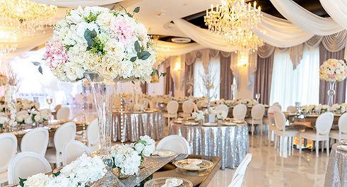Wedding Planning at Crystal Ballroom