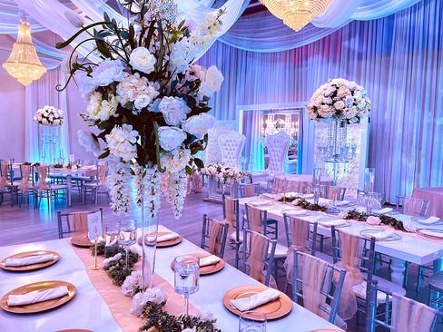 The Crystal Ballroom Wedding Venue