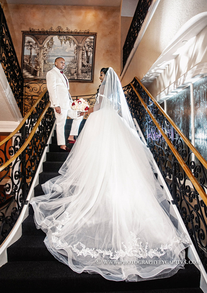 Wedding Invitations to Crystal Ballroom at Sunset Harbor