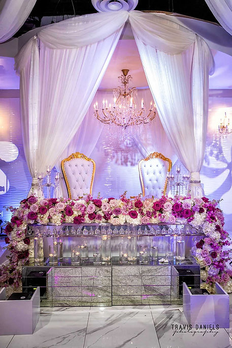 Receptions at Crystal Ballroom BeachPlace