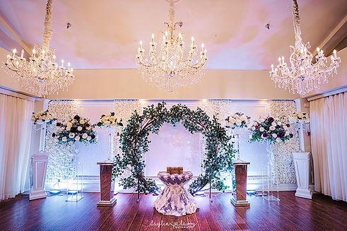 Banquet Hall Ceremonies