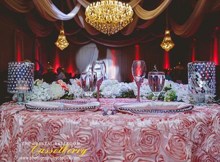 Rent My Wedding with Wedding Décor Rentals