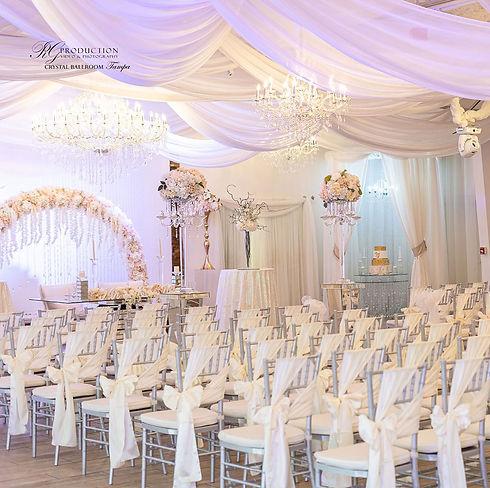 Destination Wedding Ceremony Space