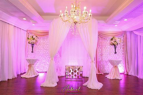 Crystal Ballroom Destination Wedding Venue