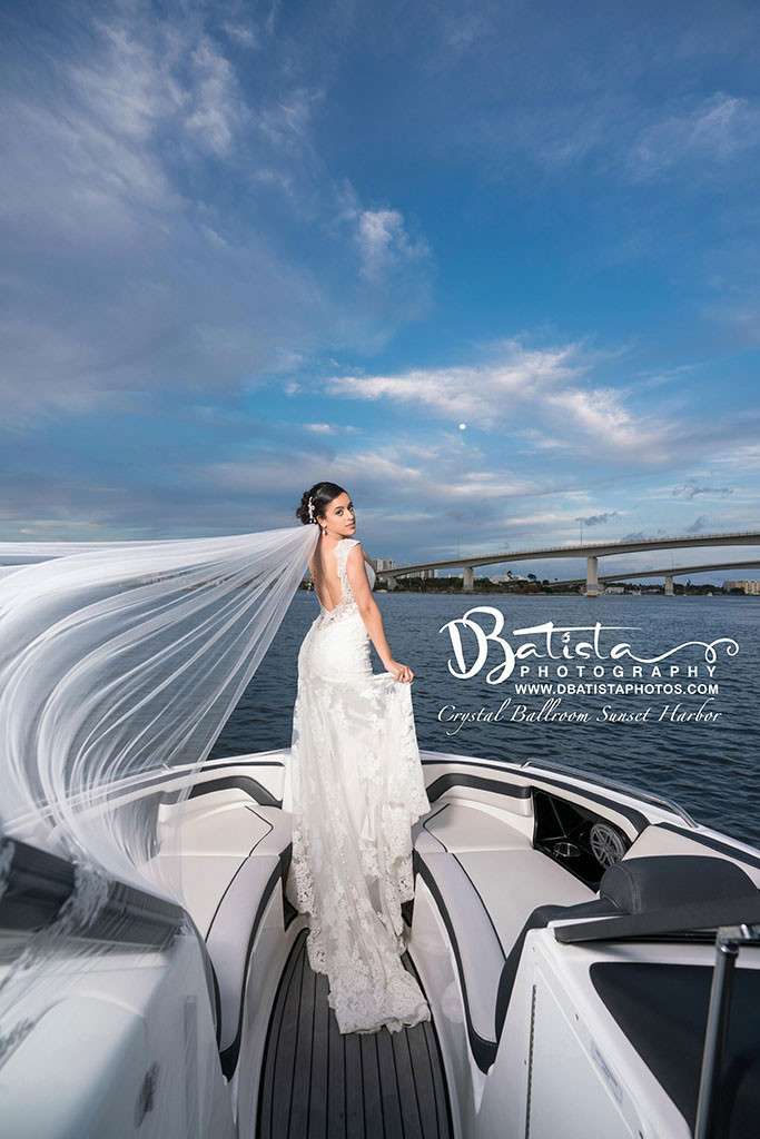 Boat Access at Your Wedding Venue