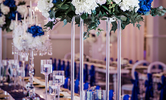 Tips and Ideas for Wedding Centerpieces