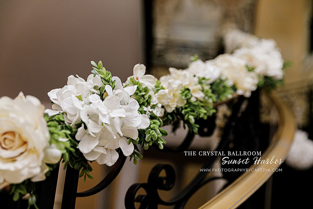 Wedding Flowers at Your Wedding Venue