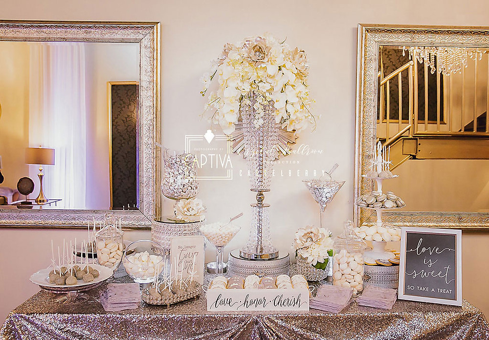 Add Something Sweet To Your Wedding Venue