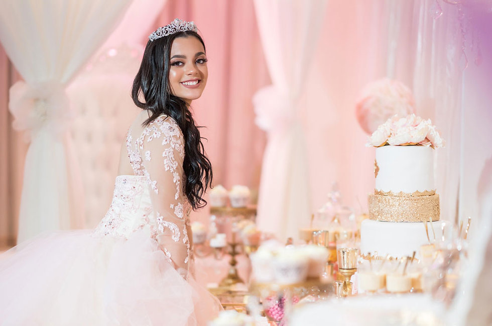 Quinceanera and Sweet 16