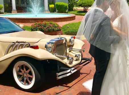 When, What and Who of Wedding Transportation