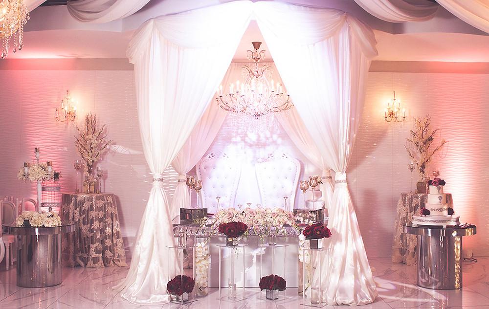 Crystal Ballroom on Lake Melva Wedding Venue