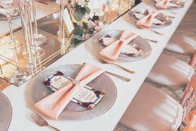 Crystal Ballroom Wedding Checklist