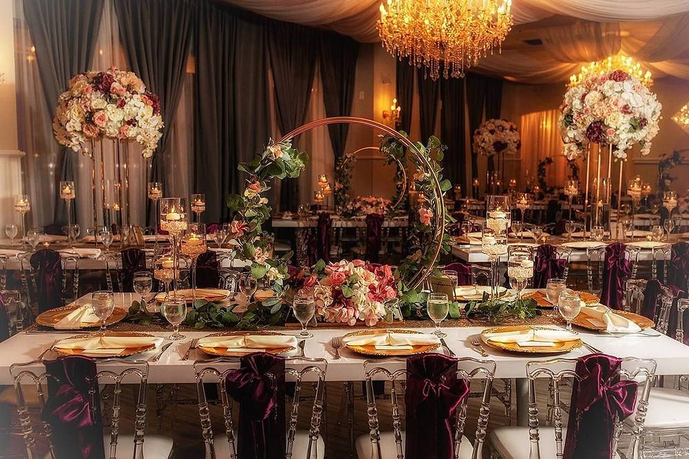 Crystal Ballroom Saint Augustine Wedding Venue