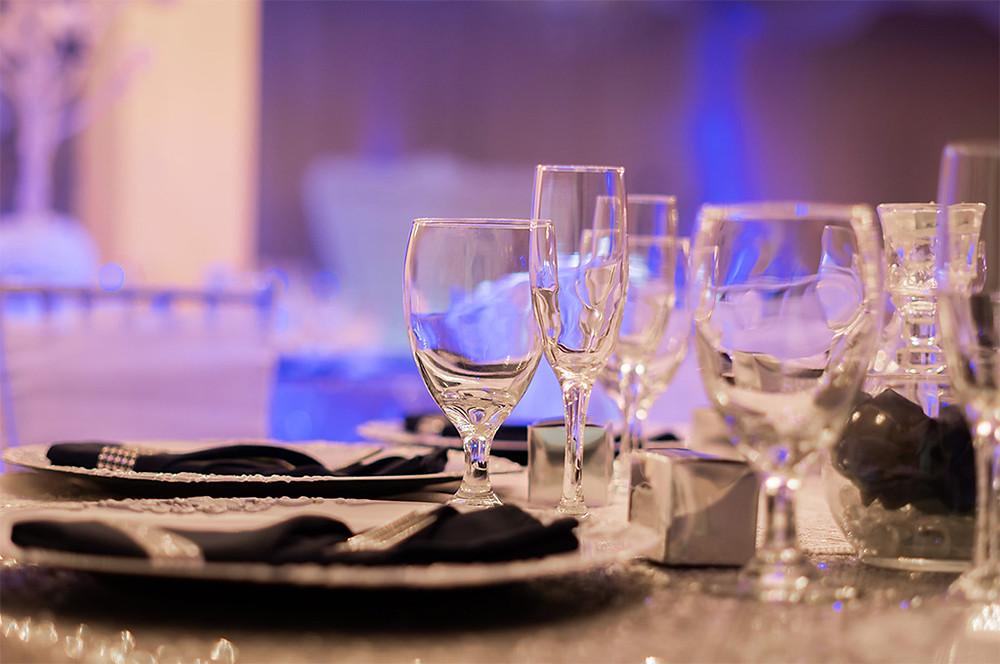 Wedding Catering at Crystal Ballroom Ocala