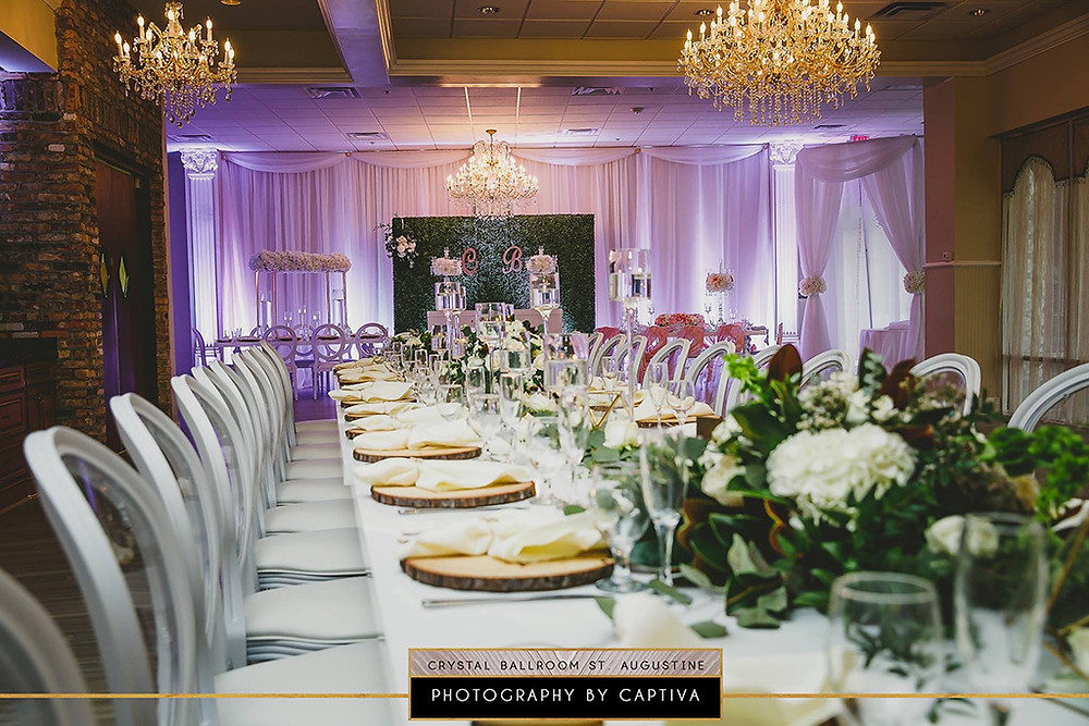 Wedding Entertainment at Crystal Ballroom Saint Augustine