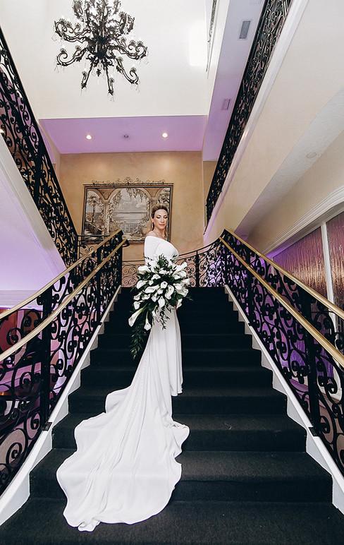 Plan a Wedding in a Mansion