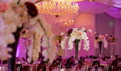 Crystal Ballroom Destination Weddings
