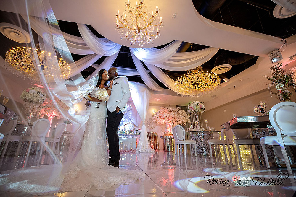 Wedding Dresses of Crystal Ballroom BeachPlace