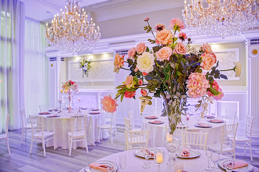 Crystal Ballroom Rock Hill Wedding Venue