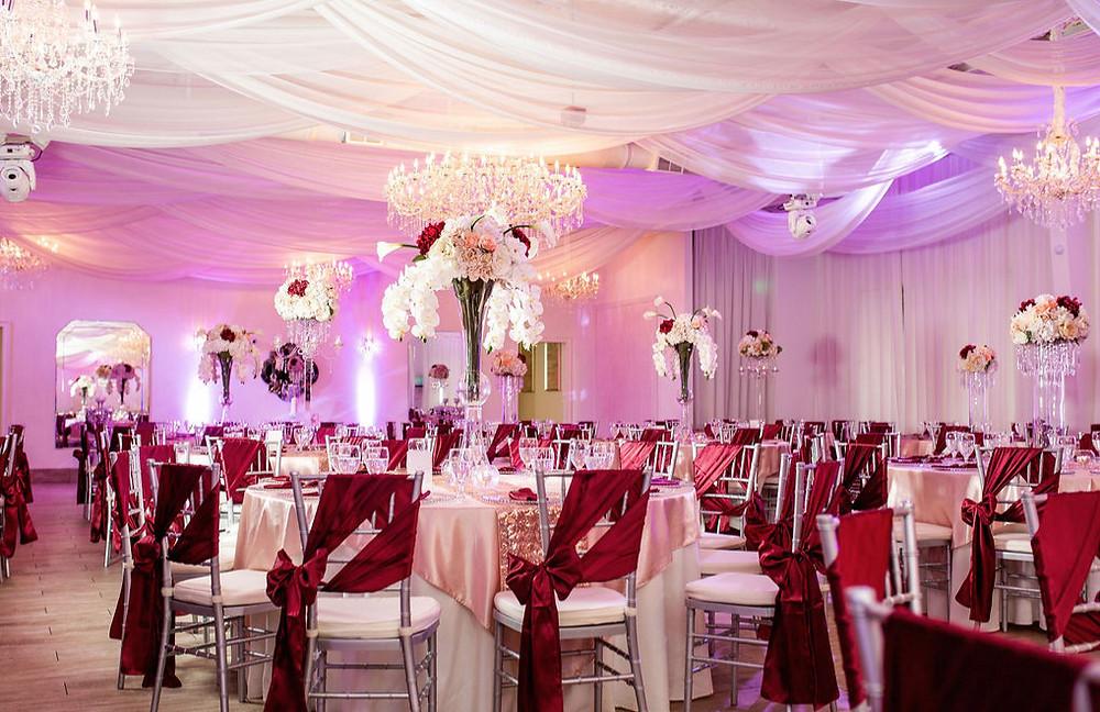 Crystal Ballroom Brandon Wedding Venue