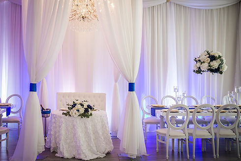 Fully Designed Destination Wedding