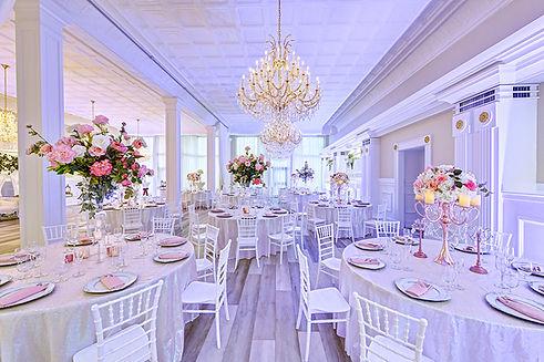 Wedding Photography at Crystal Ballroom Rock Hill
