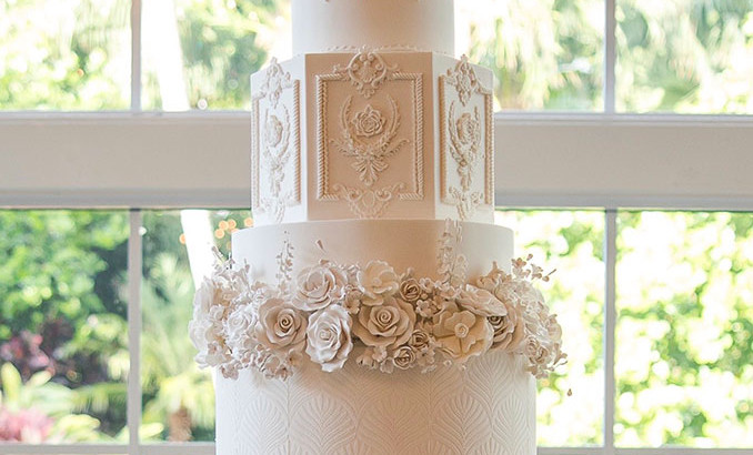 Choosing Your Wedding Cake Designer
