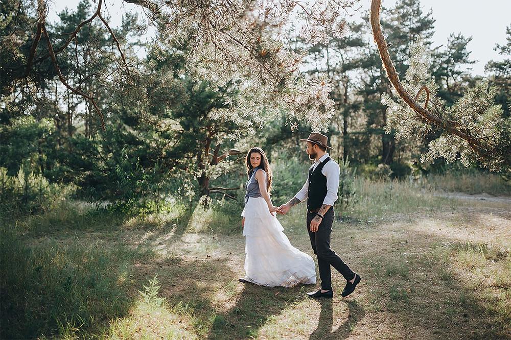Destination Wedding at Crystal Ballroom on Lake Melva