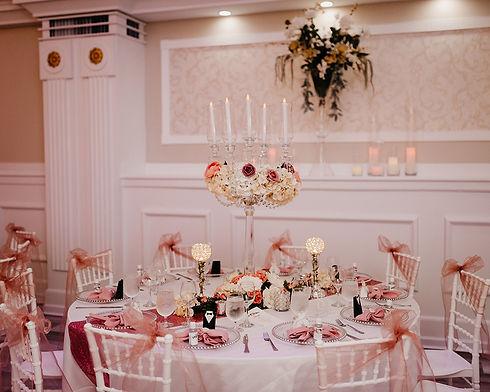 Wedding Catering at Crystal Ballroom Rock Hill