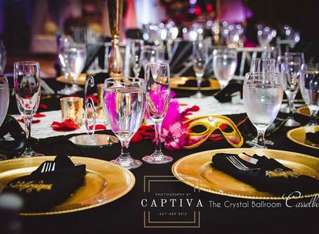 Great Gatsby Wedding Themes