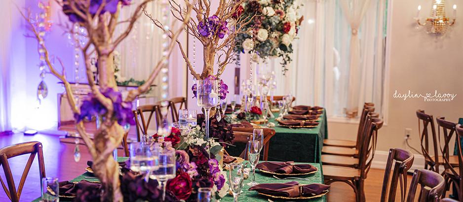 The Secret to Rustic Weddings