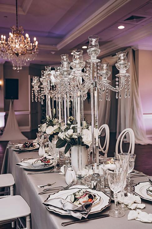 Fully Designed Ballroom Weddings