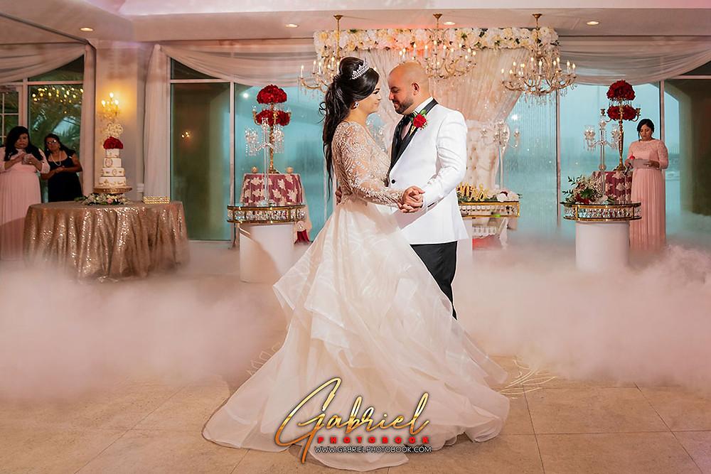 Weddings at Crystal Ballroom at Sunset Harbor
