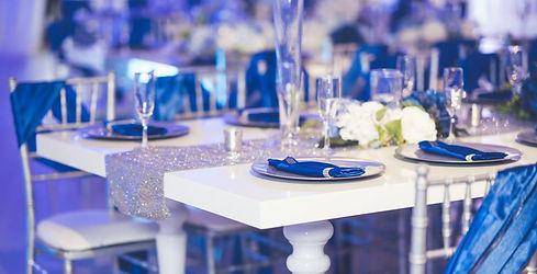 Receptions at the Crystal Ballroom