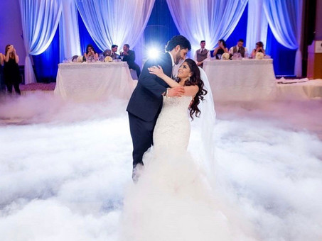 Dance on a Cloud at Your Wedding Venue