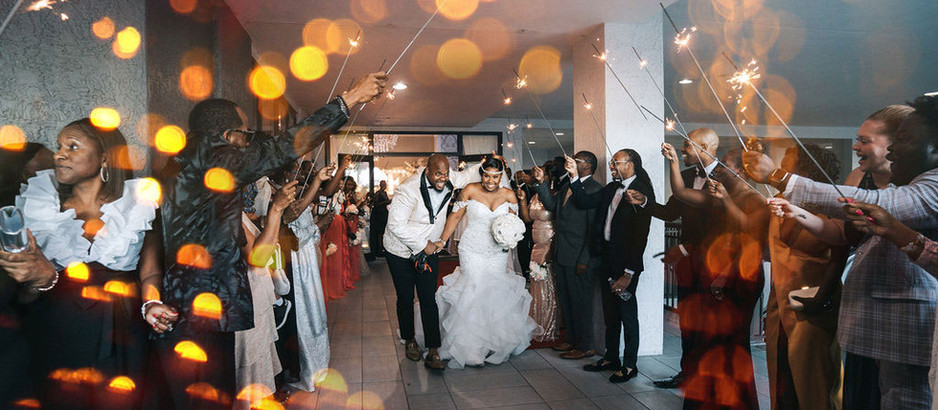 Sparkler Exit at Your Wedding Venue