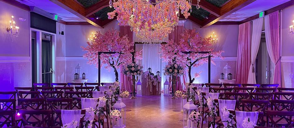 Choosing the Wedding Venue