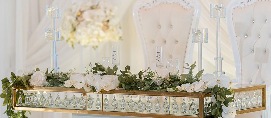 Wedding Décor Ideas for an Affordable Luxury Wedding