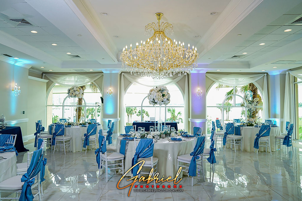 Intimate Weddings at Crystal Ballroom at Sunset Harbor