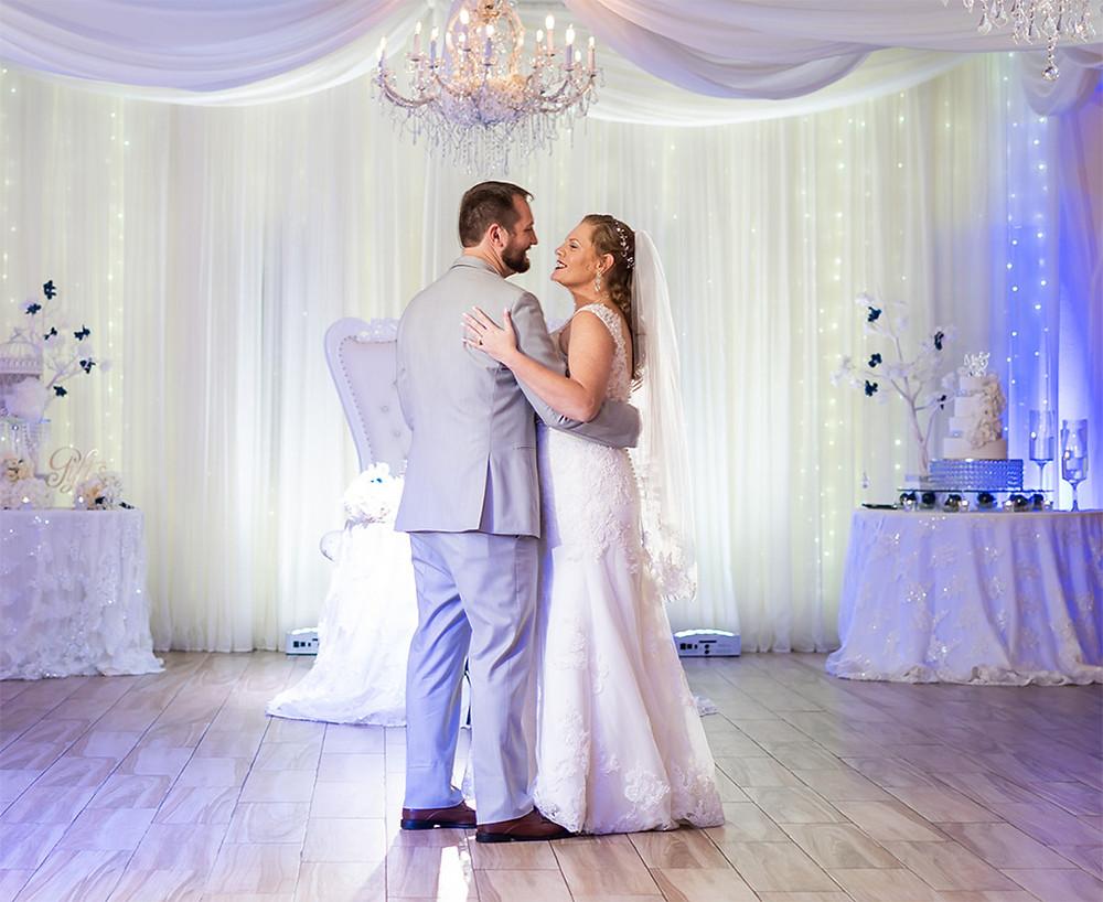 Wedding Entertainment at Crystal Ballroom Ocala