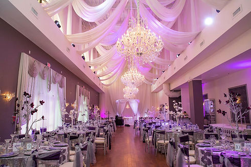 Plan a Quinceanera or Sweet 16 with The Crystal Ballroom