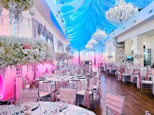 Wedding DJ at Crystal Ballroom at Veranda