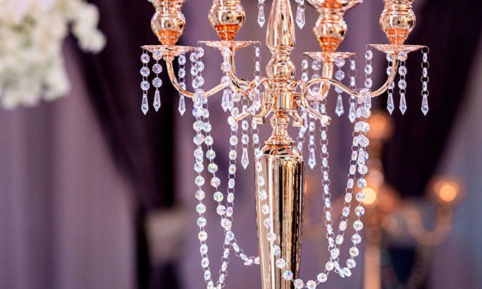 Inspiration for Wedding Centerpieces